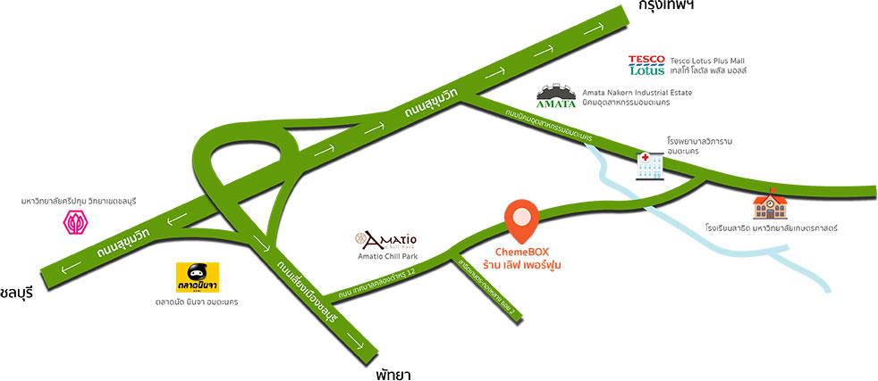 map chemebox